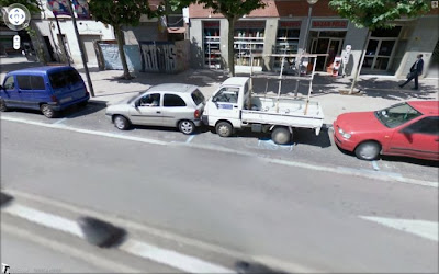 street view sightings
