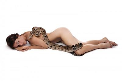 sexy snake girl
