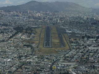 The most dangerous runways of the world