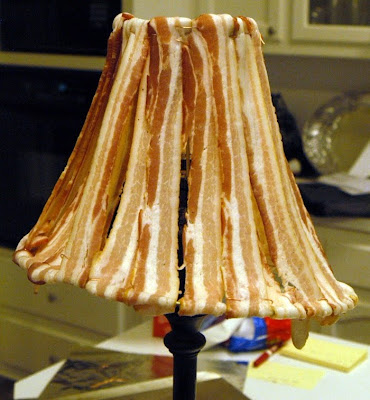 Bacon Strip Lamp shade