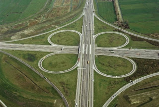 Flyover Junctions around the World