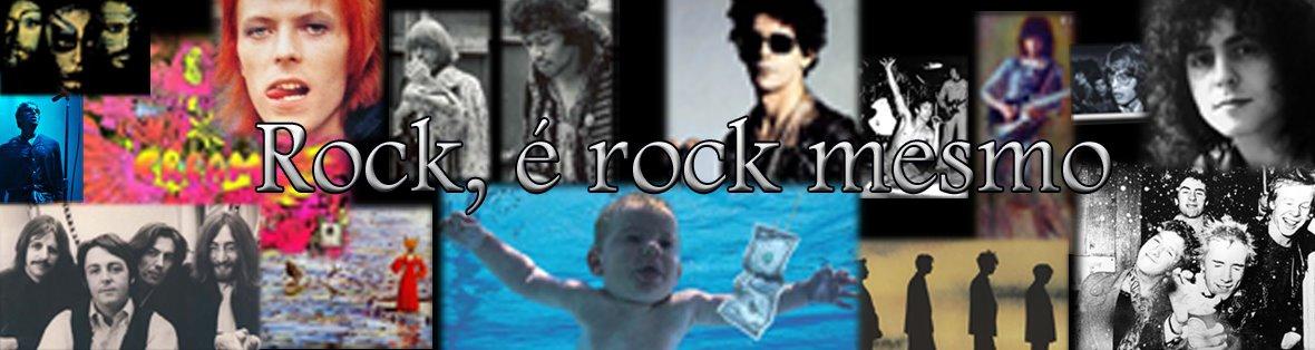 Rock, é rock mesmo