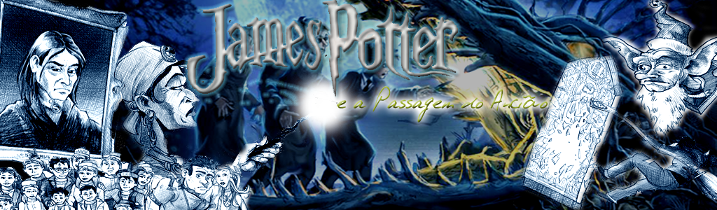 James Potter e a Passagem do Ancião