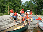 Indian Brook Canoe & Kayaking program