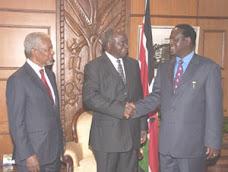 Agwambo na Kibaki