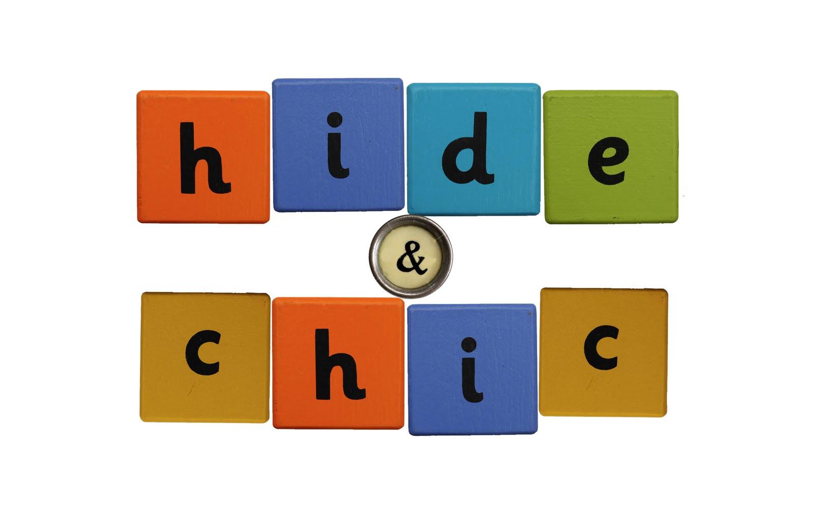 hide&chic