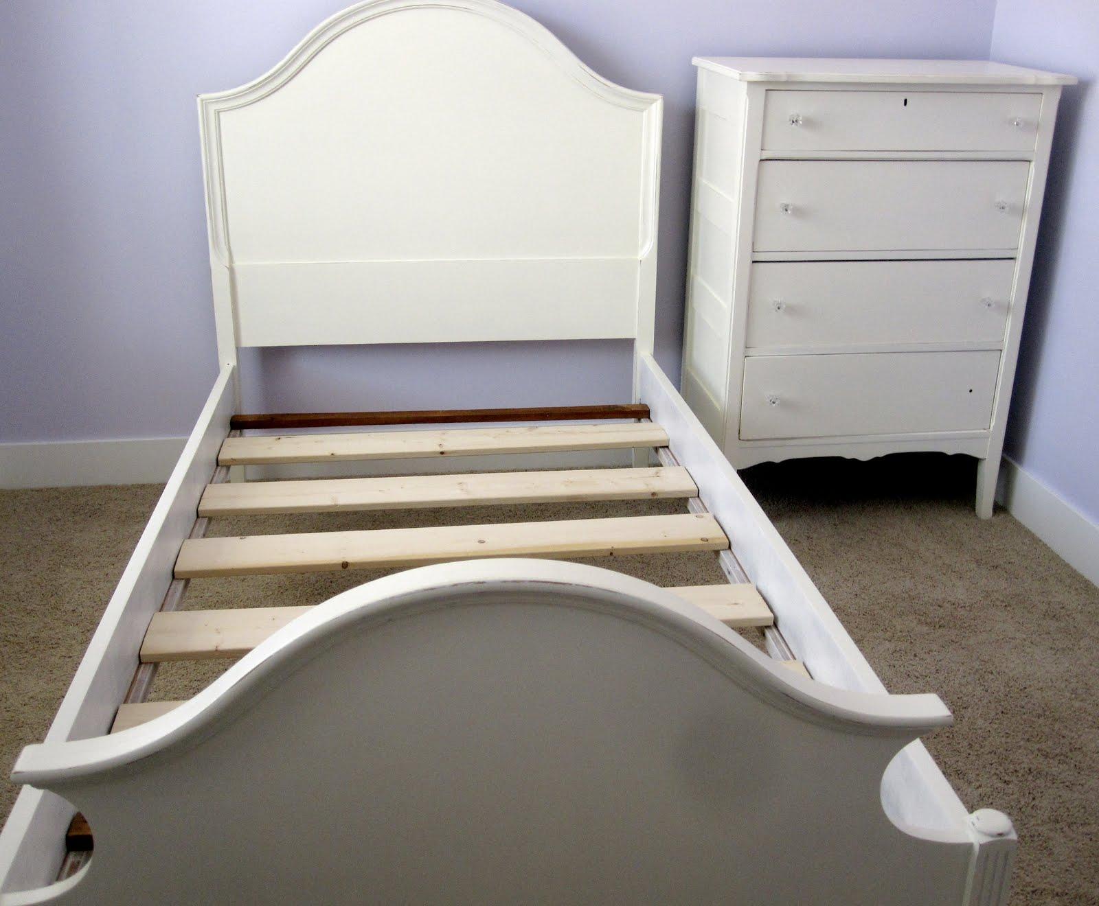 sweet tree furniture antique bed frame. Black Bedroom Furniture Sets. Home Design Ideas