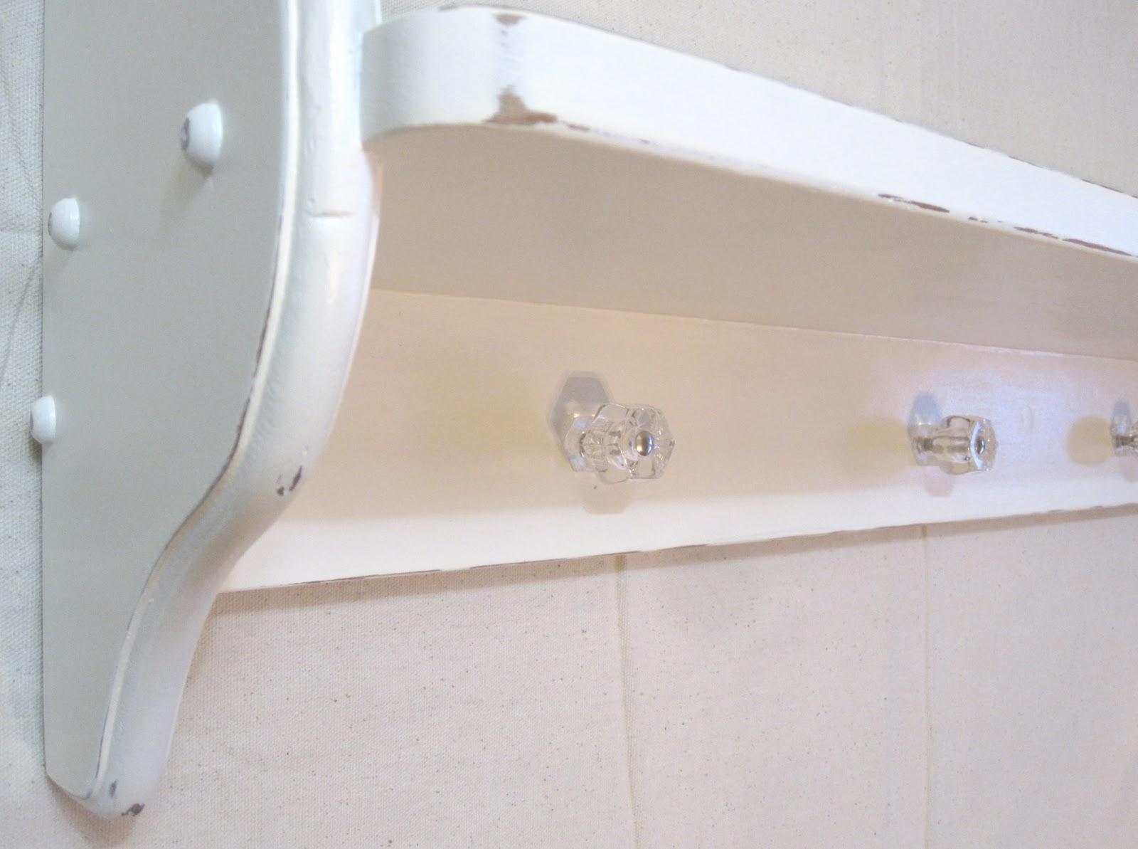 sweet tree furniture shabby chic shelf. Black Bedroom Furniture Sets. Home Design Ideas