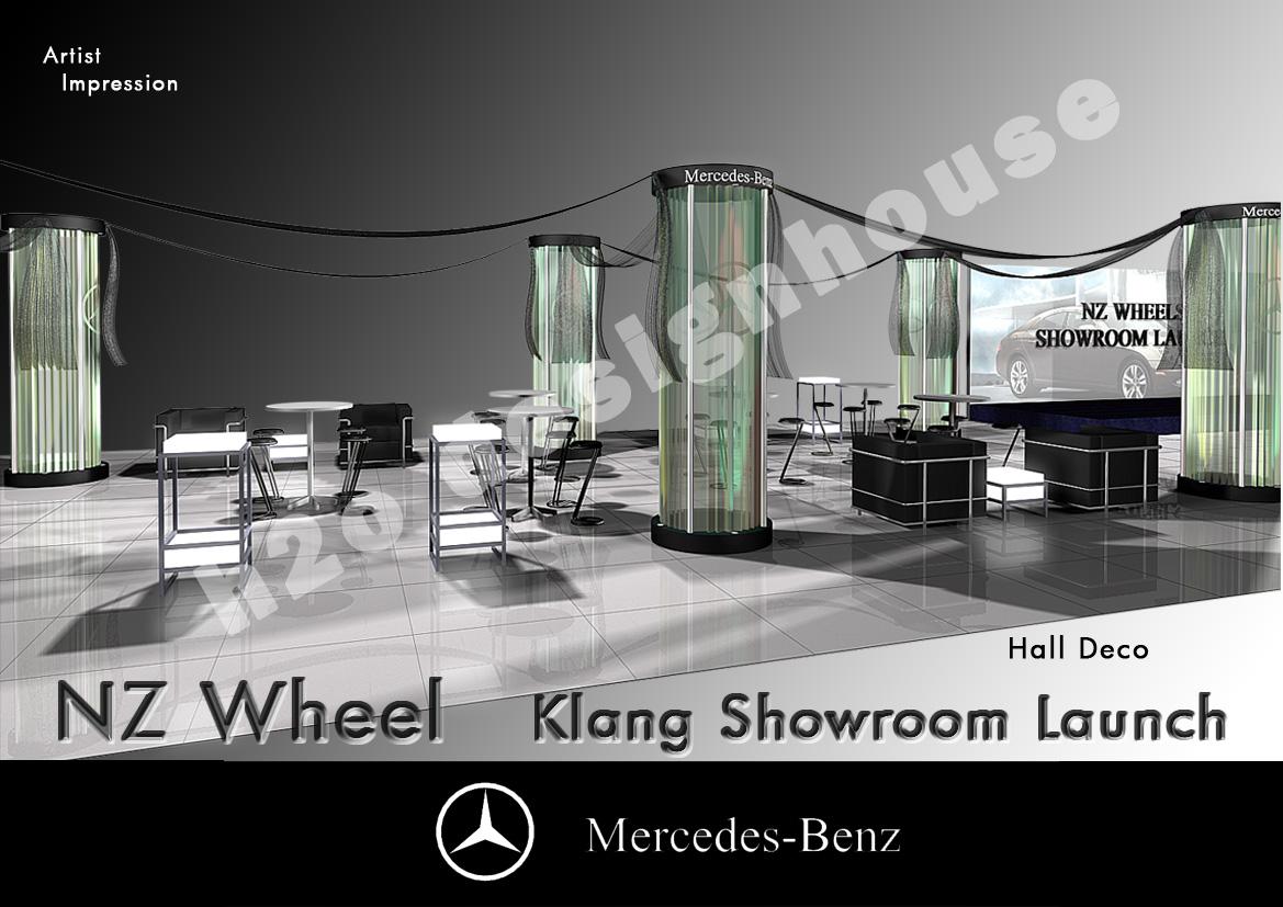 Interior Design Photography Launch Of Mercedes Benz