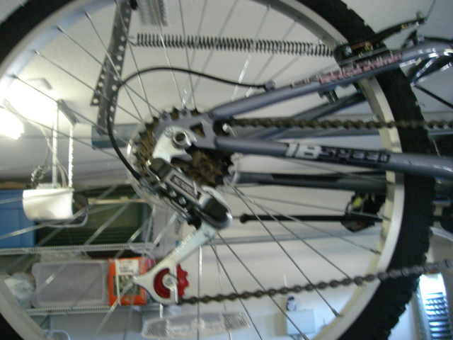Wheels and axles an example of a wheel and axle is this bicycle gear