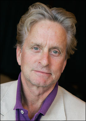 Michael Douglas Is Suffering From Throat Cancer