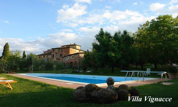 Villa vignacce una experiencia muy toscana - Hoteles con encanto en la toscana ...