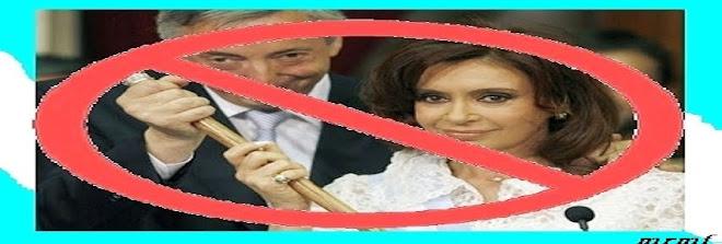 Kirchner = argentinos
