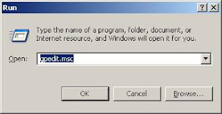 Mempercepat Koneksi Internet MS Windows