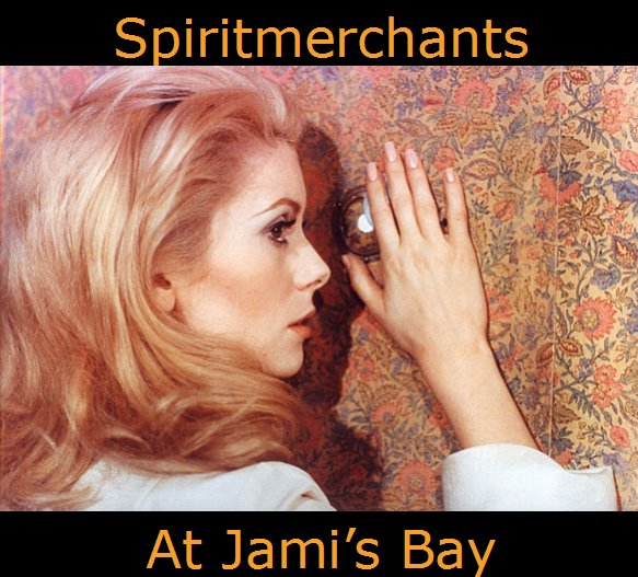 Spiritmerchants at Jami's Bay