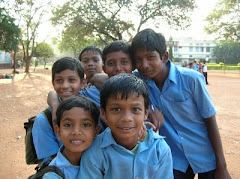 Boys at Don Bosco Premnivas, Mangalagiri