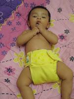 Sarah Dan Bamboolite Yellow