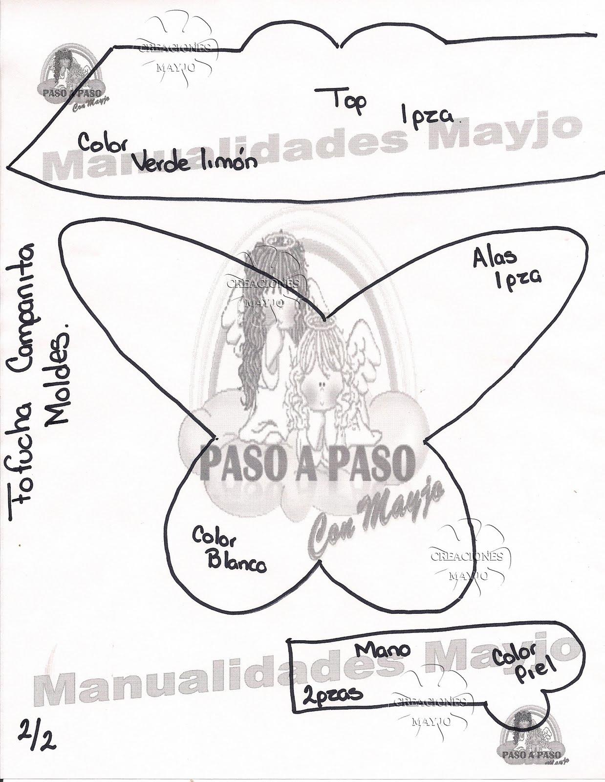 LAS MANUALIDADES DE CLAUDIA (TODO SACADO DE LA WEB): FOFUCHA ...