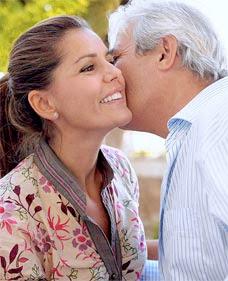 Dating etiquette kiss