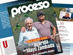 Fotos del mayo zambada revista proceso 65