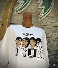 Los Beatles T-Shirts are back!