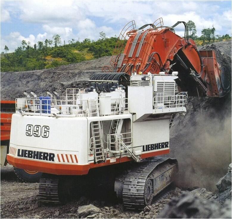 giant excavator - photo #7