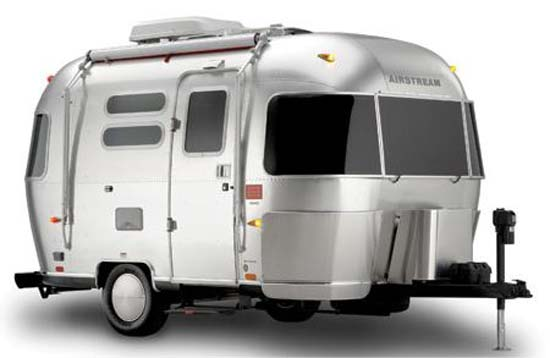 Airstream DWR Design Within Reach Travel Trailer