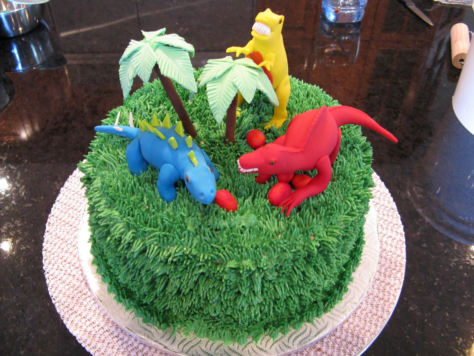 Cake Design Dinosaur : Dinosaur cake Cake Ideas: Birthday and otherwise Pinterest