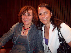 Dra Graciela Gomez con Marie Monique Robin