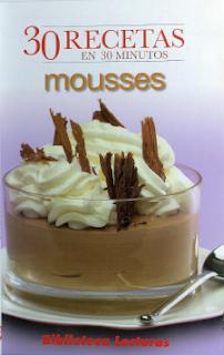 Portada del libro: Mousees, 30 Recetas en 30 minutos
