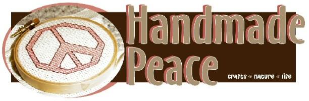 Handmade Peace