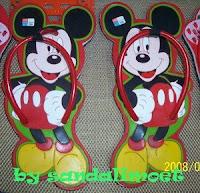 Sandal Imoet Mickey by sandalimoet