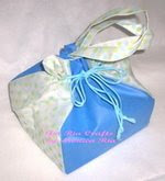 Jinjing Goody Bag [with rice box] - Art Ria Crafts by Monica Ria