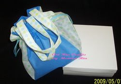 Jinjing Goody Bag - Art Ria Crafts by Monica Ria