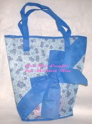 Carry Me Goody Bag - Art Ria Crafts by Monica Ria