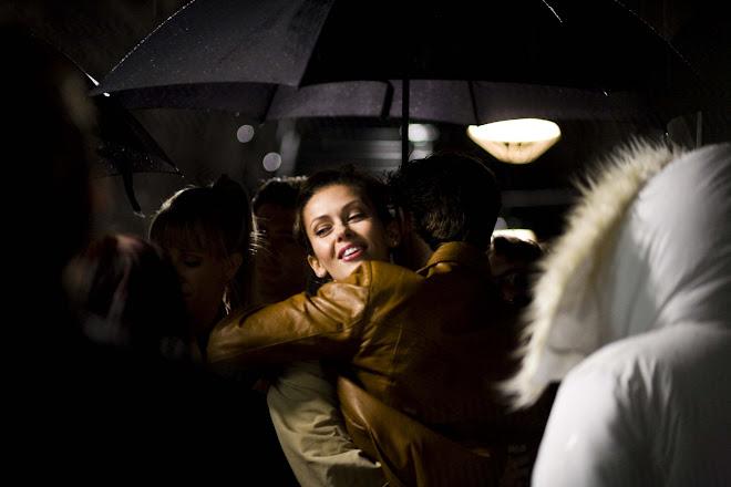 Raining on Olga