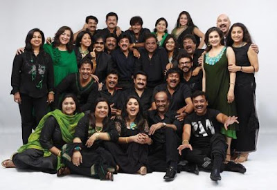 SOUTH INDIAN ACTORS GET TOGETHER IN CHENNAI