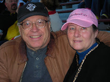 Dave & Susie at a U2 Concert