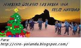 """""""MI COLEGIO ADÁN"""" nos felicita la Navidad."""