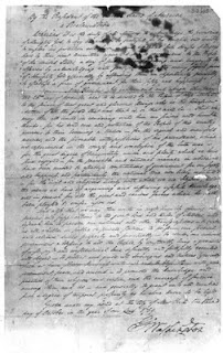 President Washington Thanksgiving Proclamation