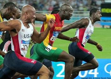 Naacal 100 meter sprint can be run in 9 51 seconds extreme value