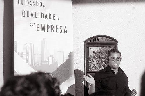 Professor Cristiano Souza