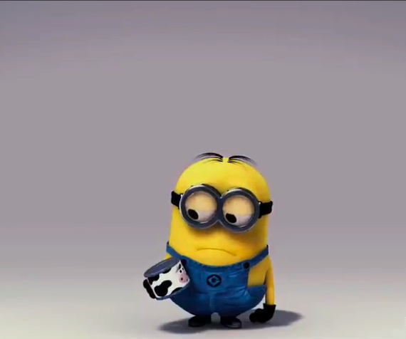 <b>despicable me</b> teaser trailer