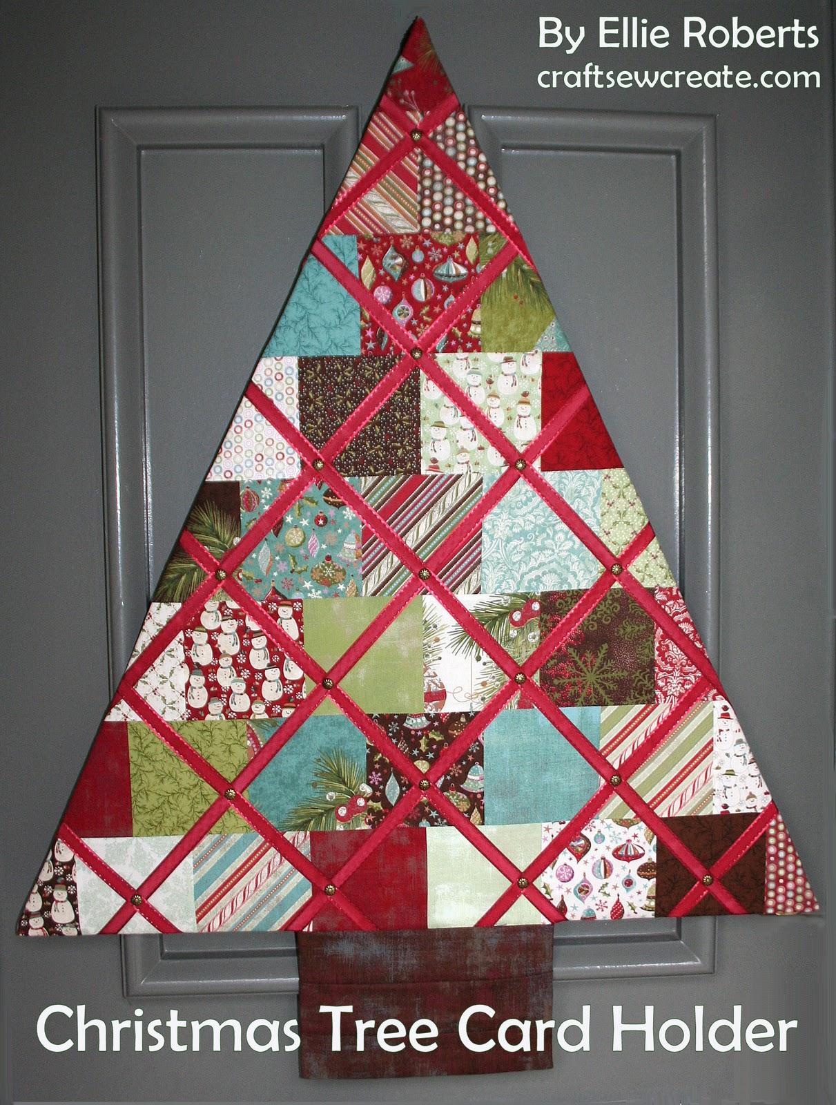 Christmas Card Holder Tree | Holliday Decorations