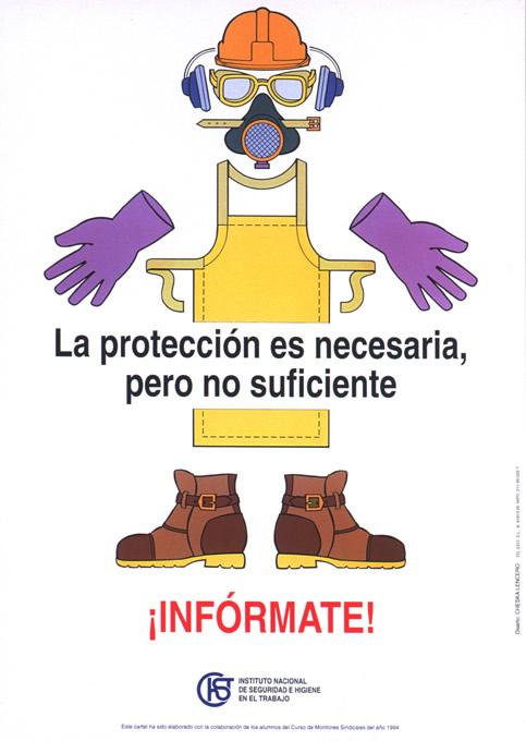 Seguridad En El Trabajo. SEGURIDAD E HIGIENE EN EL