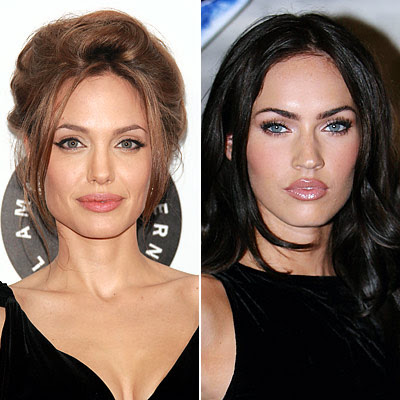 megan fox eye makeup. Megan Fox vs.