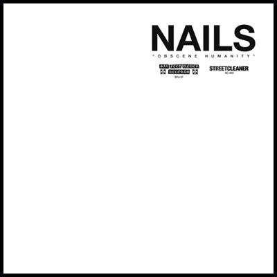Nails 'Unsilent Death' LP, 2010. DOWNLOAD HERE via MEDIAFIRE