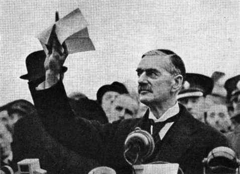 neville chamberlain biography