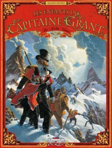 Lectures actuelles - Page 7 Enfants+du+capitaine+Grant+tome+1