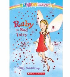 fairy series chapter books